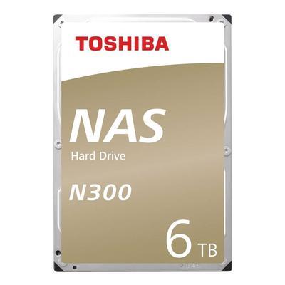 Жесткий диск Toshiba 6 Tb 3.5 дюйма SATA 3 HDWN160UZSVA