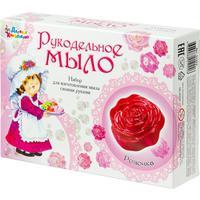 Набор для изготовления мыла Тридевятое царство Розочка