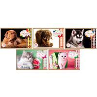 Альбом для рисования Hatber Sweet pets А5 12 листов (обложка в ассортименте)