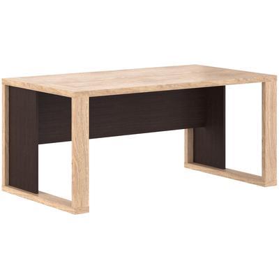 Стол письменный Alto AST169  (дуб/венге, 1600х900х750 мм)