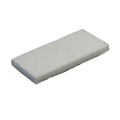 Пад ручной Vileda Professional Суперпад 26х12х2 см белый минимальная жесткость (5 штук в упаковке, арт. производителя 114911)