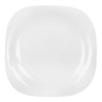 Тарелка десертная Luminarc Нью Карин стеклянная белая 190 мм (артикул производителя L4454)