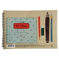 Альбом для рисования Kroyter А4 30 листов