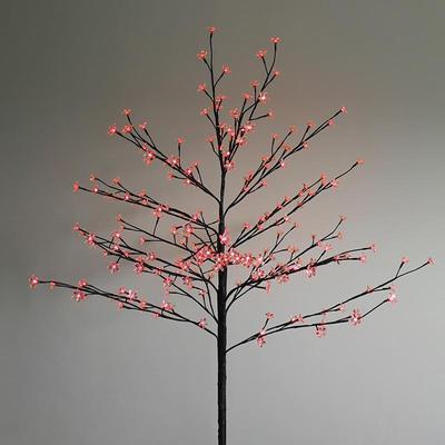 Дерево светодиодное Neon-Night Сакура красное 80 диодов (1.2 м)
