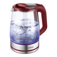 Чайник Lumme LU-157 бордовый