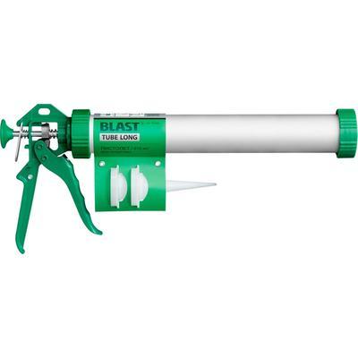 Пистолет для герметика алюминиевая туба Tube Long Blast 600 мм (591006)