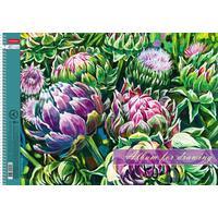 Альбом для рисования Hatber АРТиШОК А3 40 листов