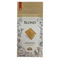 Шоколад Villars белый карамелизованным молоком 100 г