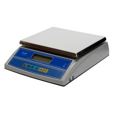 Весы фасовочные настольные M-ER 326AFL-6.1 Cube LCD