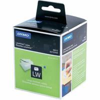 Картридж для принтера этикеток DYMO Label Writer 400 (36 мм x 9 м, цвет ленты белый, шрифт черный)