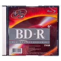 Диск BD-R VS 25 Gb 6x