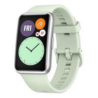 Смарт-часы Huawei Watch Fit TIA-B09 зеленые