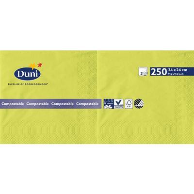 Салфетки бумажные Duni 168398 240x240 мм