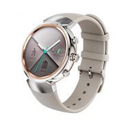Уценка. Смарт-часы ASUS ZenWatch 3 серебро с кремнием