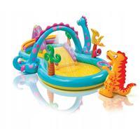 Детский надувной бассейн Intex Dinoland 333x229x112 см