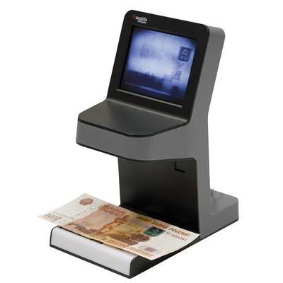 Детектор банкнот просмотровый Cassida UNOplus Laser
