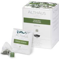 Чай Althaus Sencha Supreme зеленый 15 пакетиков