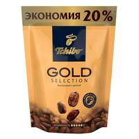 Кофе растворимый Tchibo Gold Selection 285 г (пакет)