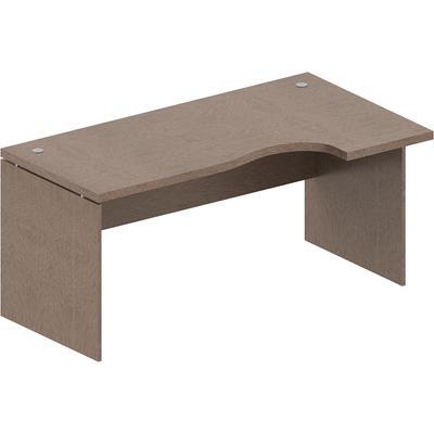 Стол эргономичный Xten правый (дуб сонома, 1600x900x750 мм)