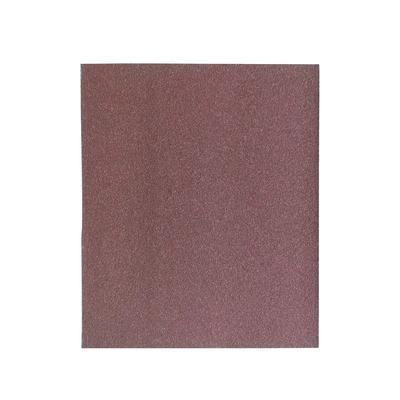 Бумага наждачная водостойкая на тканевой основе Профи (Р120, 230х280 мм, 10 штук в упаковке)