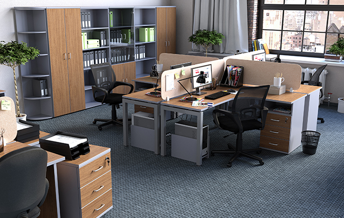 Мебель для персонала Easy Business