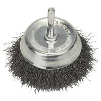 Щетка чашечная волнистая Bosch 70 мм для дрели (1609200270)