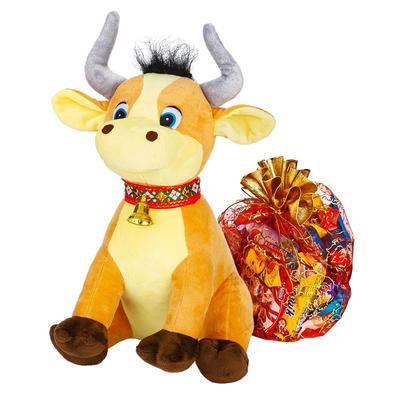 Новогодний сладкий подарок Задира 800 г