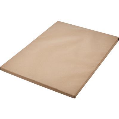 Ватман бумага чертежная Гознак А1 (100 листов, размер 610x860 мм, плотность 200 г/кв.м, белизна 96)