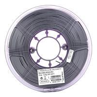 Пластик PLA+ для 3D-принтера ESUN серебристый 1,75 мм 1 кг