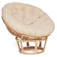 Кресло Papasan Eco (натуральный, 980х980х1150 мм)