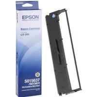 Картридж матричный Epson C13S015637BA черный оригинальный