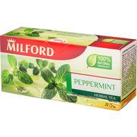 Чай Milford травяной с мятой 20пакетиков