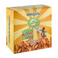 Миндаль Las Frutas 15 пачек по 30 г