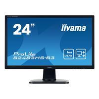 Монитор 24 Iiyama (B2483HS-B3)