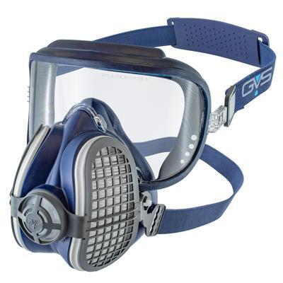 Полумаска Elipse Integra P3 с защитой зрения/защитой от запаха M/L  средний/большой (SPR405IFUB)