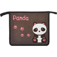 Папка для тетрадей №1 School Panda А5 на молнии