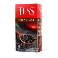 Чай Tess Breakfast черный 25 пакетиков