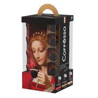 Кофе в капсулах для кофемашин  Coffesso Ассорти ( 50штук в упаковке)