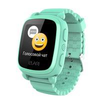 Смарт-часы детские Elari KidPhone 2 зеленые