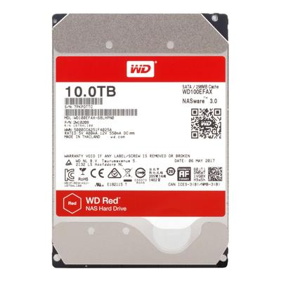 Жесткий диск Western Digital 10 Tb 3.5 дюйма SATA 3 WD100EFAX