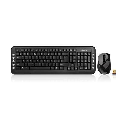 Набор клавиатура+мышь A4Tech V-Track 7200N