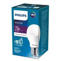 Лампа светодиодная Philips 7 Вт E27 грушевидная 4000 К нейтральный белый свет