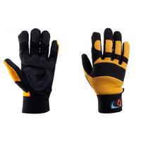 Перчатки защитные антивибрационные Jeta Safety  (размер 9, L)