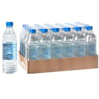 Вода питьевая Королевская капля негазированная 0.5 л (24 штуки в упаковке)