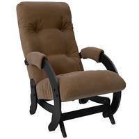 Кресло-глайдер Модель 68 Brown (коричневое, 600х890х960 мм)