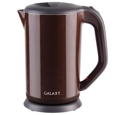 Чайник Galaxy GL0318 коричневый