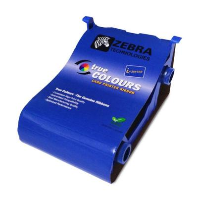 Лента цветная Zebra 280 отпечатков (800033-340)