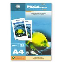 Фотобумага для цветной струйной печати ProMEGA jet односторонняя (матовая, А4, 120 г/кв.м, 100 листов, артикул производителя 47760)