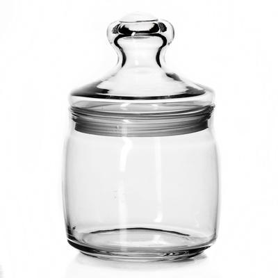 Банка для сыпучих продуктов Pasabahce Cesni стеклянная прозрачная 0.5 л