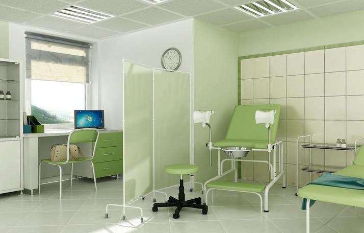 Вспомогательная медицинская мебель